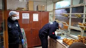 Erbaada zabıta ekipleri fırınları denetledi