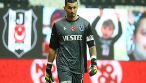Trabzonsporda Uğurcan Çakır takımdan ayrı çalıştı