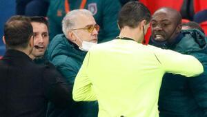 Romanya basını: PSG - Başakşehir maçından ceza kararı cıkmadı