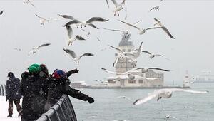 İstanbulda ne zaman kar yağacak İşte meteorolojiden gelen son dakika bilgileri
