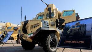 Suriye Milli Ordusu, yerli imkanlarla ürettiği zırhlı muharebe aracını tanıttı