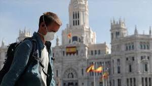 İspanyada yeni yasa talebiyle eylem
