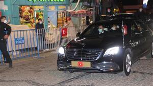 Cumhurbaşkanı Erdoğan memleketi Rizede