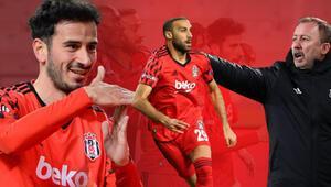 Cenk Tosun geri döndü, Oğuzhan Özyakup golünü attı Konyaspor-Beşiktaş maçında sosyal medya yıkıldı