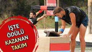Survivor ödül oyununu kim kazandı İşte 11 Şubat anlat bakalım ve yemek ödülünü kazanan takım
