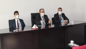 Reyhanlı'da bağımlılıkla mücadele koordinasyon toplantısı