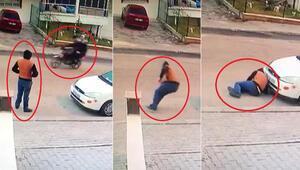 Ankarada dehşet dakikaları İşe gitmek için beklerken başkasına düzenlenen silahlı saldırıda öldü