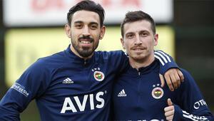 İrfan Can Kahveciden Galatasaray göndermesi Mert Hakan Yandaş ile poz verdi