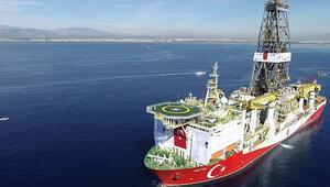 Karadenizdeki sondaj 3 bin metreyi aştı