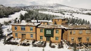 Anadolu'nun kalbinde bir sanat vahası... Sonsuz Şükran  Köyü