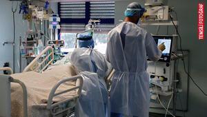 Koronavirüs hastası kadın kangren oldu, 3 parmağı kesildi