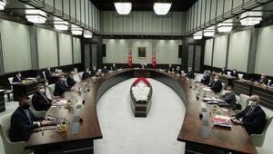 Kabine Toplantısı ne zaman Bakanlar Kurulunda alınacak kararlar merak ediliyor