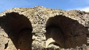 Romadaki kolezyum benzeri yapı Aydında ortaya çıktı