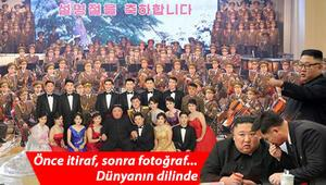 Önce itiraflar sonra fotoğraflar geldi... Dünya Kim Jongu konuşuyor