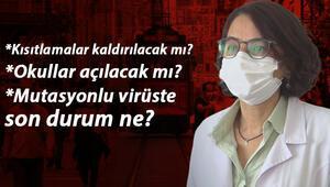 Bilim Kurulu Üyesi Prof. Dr. Yavuzdan korkutan mutasyonlu virüs açıklaması