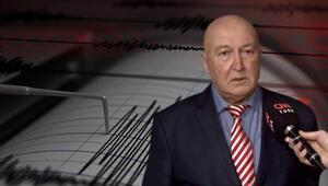 Prof. Dr. Övgün Ahmet Ercan, İstanbul depremi için tarih verdi 3 yıl boyunca gitmeyecek