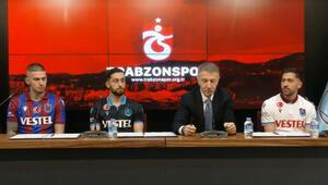 Son Dakika: Trabzonspor Başkanı Ahmet Ağaoğlundan Bakasetas açıklaması İlginç oldu...