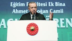 Cumhurbaşkanı Erdoğandan Kılıçdaroğluna: Yalana gerek yok, dürüst ol