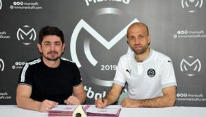 Manisada Mehmet imzaladı