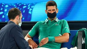 Avustralya Açık Sonuçları: Djokovic ve Thiem, 4. turda