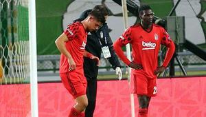 Son dakika: Monterodan Beşiktaşa kötü haber Yırtık...