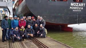 Son dakika haber... Kaçırılan 15 Türk denizci kurtarıldı