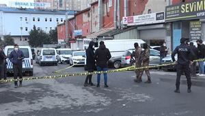 Esenyurtta silahlı kavga 1i polis, 3 yaralı