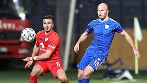 Ankaraspor 0-3 Altınordu