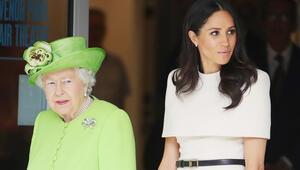 Ailenin sonu yaklaştı:  Kraliçe 2. Elizabethin Meghan Markle korkusu