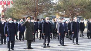 Erzincanın düşman işgalinden kurtuluşunun 103. yıl dönümü törenle kutlandı