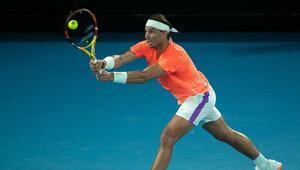 Rafael Nadal, Avustralya Açıkta set vermeden 4. turda