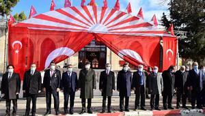 Atatürkün Malatyaya gelişinin 90ıncı yıl dönümü törenle kutlandı