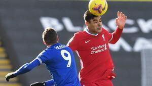 Leicester City 3-1 Liverpool (Maçın özeti ve golleri)