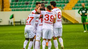Akhisarspor 1-4 Yılport Samsunspor