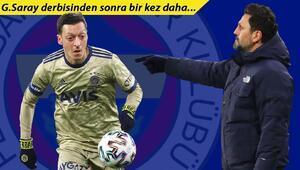 Mesut Özil ilk 11de başladı, Fenerbahçeyi değiştirdi Karagümrük maçında dikkat çeken tablo...
