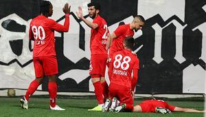 Altay 0-4 Ankara Keçiörengücü