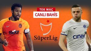 Kasımpaşada 4 sakat, artı 1 de cezalı Galatasaray kazanırsa iddaada...