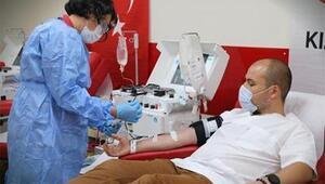 Kan bağışına kısıtlama yok