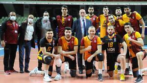 Galatasaray HDI Sigorta: 3 - İstanbul Büyükşehir Belediyespor: 1