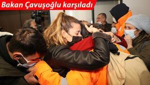 Son dakika... Kaçırılan Türk denizciler İstanbulda