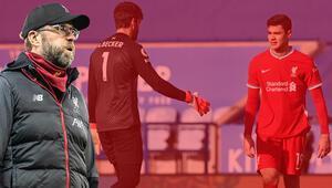 Jürgen Klopptan Ozan Kabak ve Alisson açıklaması İngiliz basını Liverpoolun yeni stoperini duyurdu...