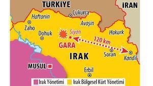 Gara bölgesi nerede, hangi ülkede, neden önemli Pençe Kartal-2 Harekatı'nın yapıldığı Gara bölgesinin konumu