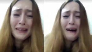 Sosyal medyadan ağlayarak yardım istemişti Valilik'ten açıklama geldi…
