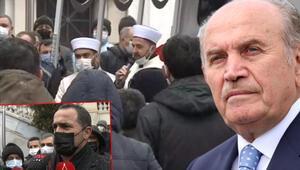 Eski İstanbul Büyükşehir Belediye Başkanı Kadir Topbaşa veda