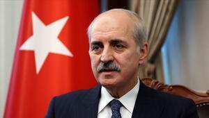 AK Parti Genel Başkanvekili Kurtulmuş, Pençe Kartal-2 Harekat bölgesindeki şehit vatandaşlar için başsağlığı diledi