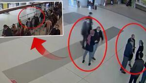 İstanbul Havalimanında hareketli dakikalar İranlı şüpheliler böyle yakalandı