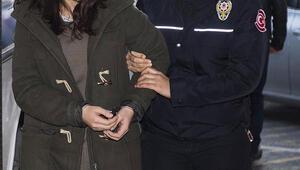 PKKnın kadın çatı yapılanmasına operasyon: 13 gözaltı