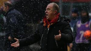 Galatasarayda Fatih Terimden Kasımpaşa maçı yorumu Hakkımız olan bir galibiyetti