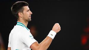 Avustralya Açıkta Djokovic, Zverev ve Halep çeyrek finalde