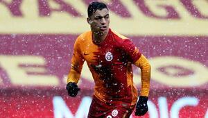 Galatasaraylı golcü Mostafa Mohamed boş geçmiyor